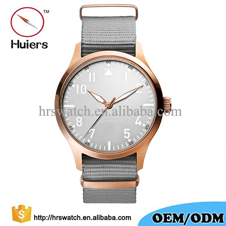 OEM custom man watch japan mov't stainless steel watch
