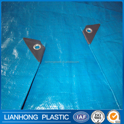 High quality durable waterproof blue tarpaulin, tarpaulin roll