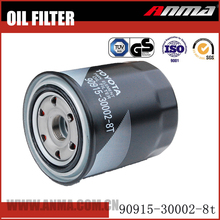 Automotive replacement oil filter 90915-30002-8T