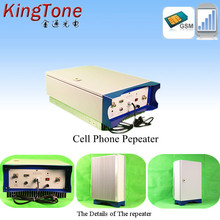 CDMA cellular transmitter/reciever 800 mhz repeater for outdoor coverage