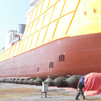 Marine Rollers Air Bag for Vessel Launching and Docking