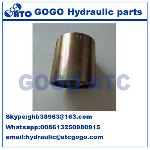 Fully stocked hydraulic fitting ferrules for sae 100 R2AT/DIN 20022 2SN hose Number:00210