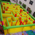 Hola inflatable maze/inflatable maze for sale
