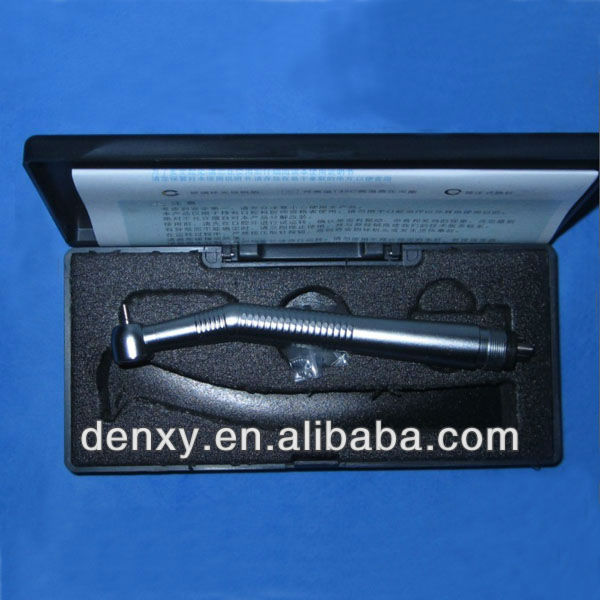 push button dental handpiece hand piece end push button