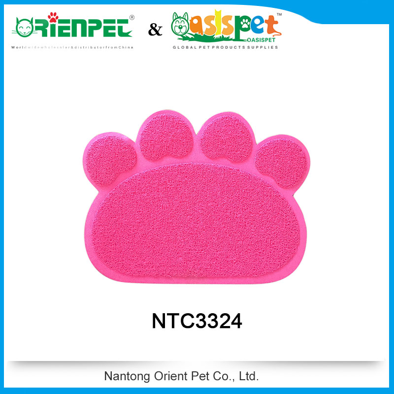 ORIENPET & OASISPET Cat litter mat Pet Mat Non-skid Litter Trapper NTC3324 Pet products