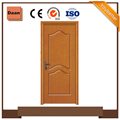 Modern Luxury Wood Color PVC Interior Door,Used Exterior French Doors For Sale
