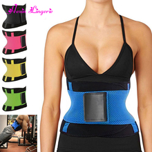 2017 wholesale women shaper sports waist trainer belt for men women
