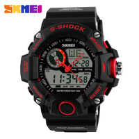 Beautiful branded analog digital wrist watch digital sports watches with japanese movement