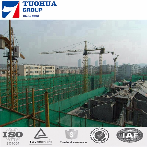 100g Mono yarn debris netting for construction safety