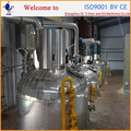 2016 China brand mustard oil refinery plant