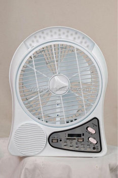 8 INCHES RECHARGEABLE FAN 2015