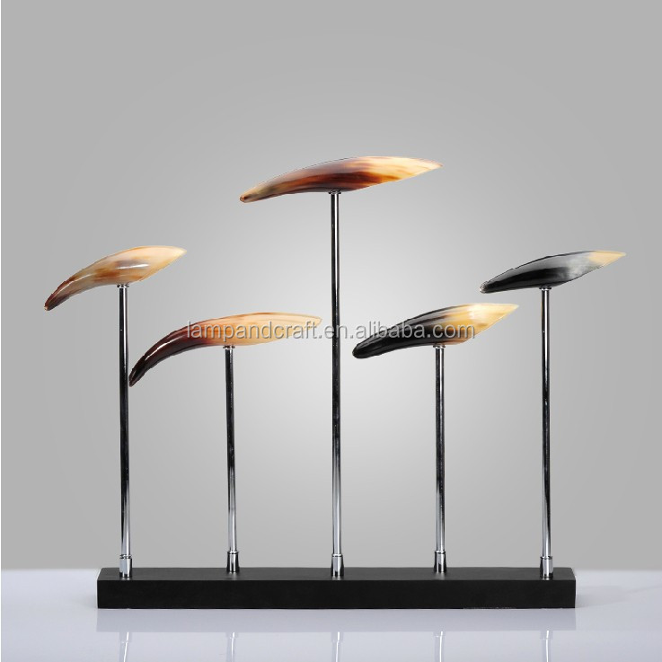 Wholesale horn decoration interior special price horn - Art de la table decoration ...