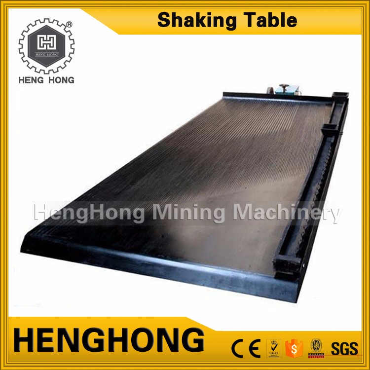 Henghong alluvial gold mining equipment wash plant domino tables for sale