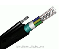FIGURE 8 AERIAL FIBER OPTIC CABLE FOR LIGHT SOURCE