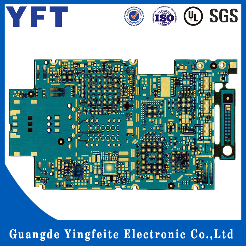 Hot sale reliable quality oem factory icd tv 94v0 pcb circuit board made in China