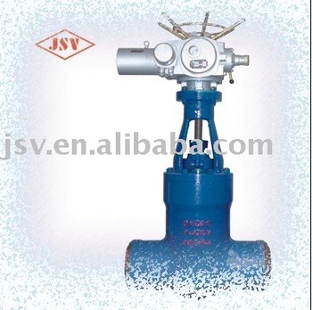 Motor Operated Gate Valve