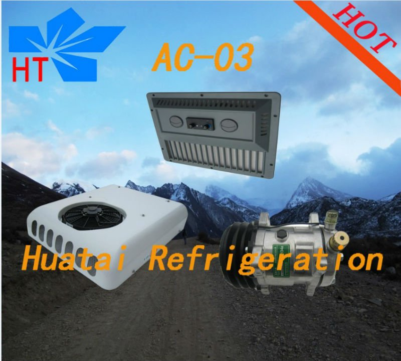 AC03 3.5kw truck cabin air conditioning units