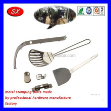 Dongguan hardware manufacture for metal stamping parts for pet Animal manure scoop