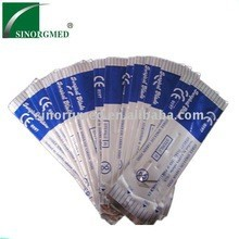 Disposable Sterile surgical blades size of 10, 11, 15, 20, 24