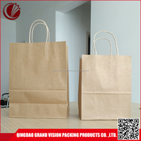 Hot Product Packaging Kraft Paper Shopping