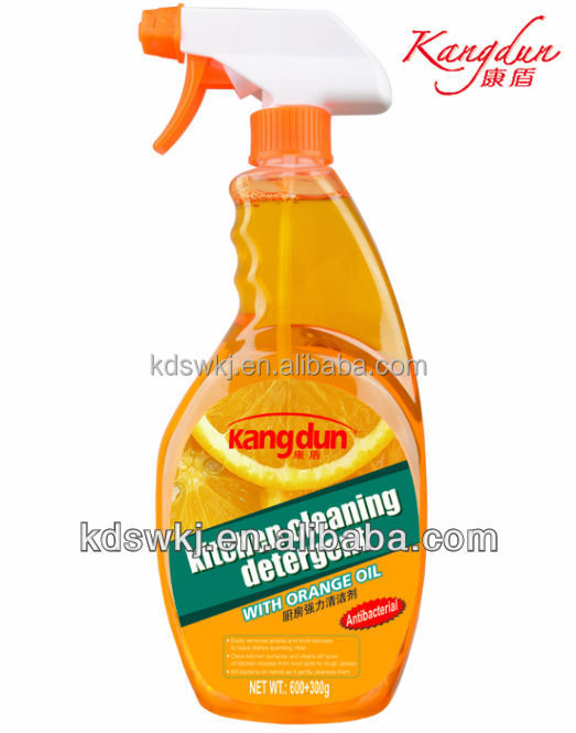 adding orange oil kitchen detergents 900g fastly remove oil stain