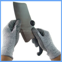 level 5 protection cut resistant gloves used in Environmental Monitoring