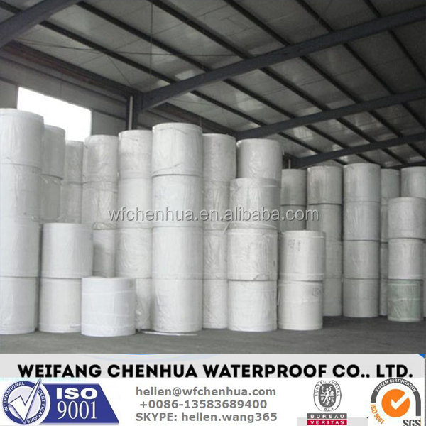 Spunbond polyester mat for waterproofing membane --- China factory price