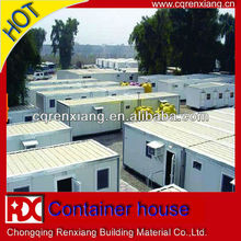 RX Building Confortable Multi Container House,Prefab Container House