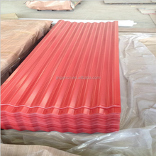 GI galvanized corrugated roofing sheets price
