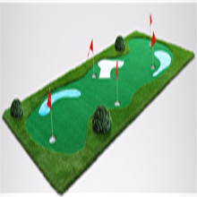 Customized Size Mini Golf Course Putting Green indoor golf carpet