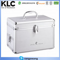 Aluminium Beauty Case 30.5 x 21.5 x 20.5 cm Aluminium Beauty Cosmetics Makeup Case