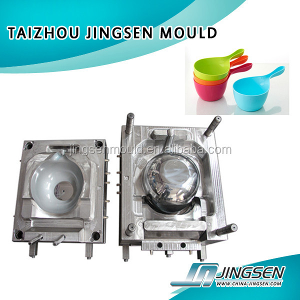 Taizhou Commodity mold plastic bailer mold/ plastic water scoop mold,plastic moulding service