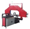 pe pp pvc plastic pipe planetary cutter machine / PVC pipe saw cutting equipment