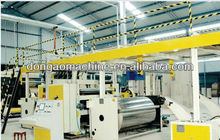Christmas Sell Like Hot Cakes Corrugated Cardboard Production Line/Good Conditions Used 5plyer Corrugated Production Line
