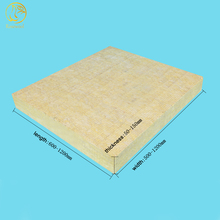 High temperature stability 6 pcf rockwool