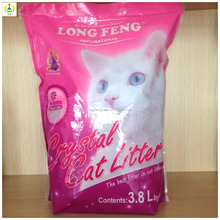 Longfeng silica gel cat litter, cat sand, pet crystal cat litter
