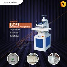 China Professional Soft Loop Handle Bag Hole Punching Machine Price