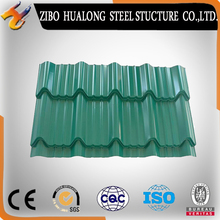 lightweight construction materials glazed roof tile decorative