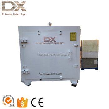 timber drying machine/ wood kiln/ high frequency vacuum wood dryer