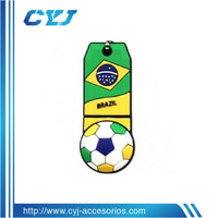 Different models pen drive for 2014 brazil world cup gifts, new model pen drive for Brazil team