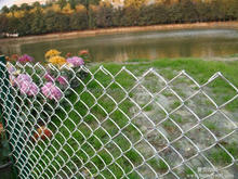Chain link fence netting with high quality