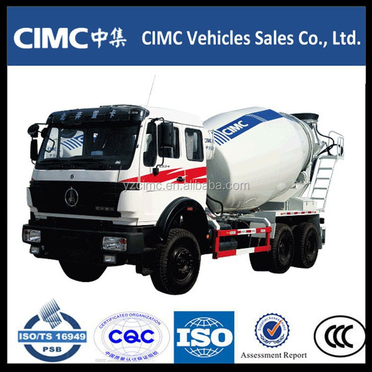 ZOOMLION 6*4 Concrete Mixer Truck ,Cement Mixer Truck Hot Sales
