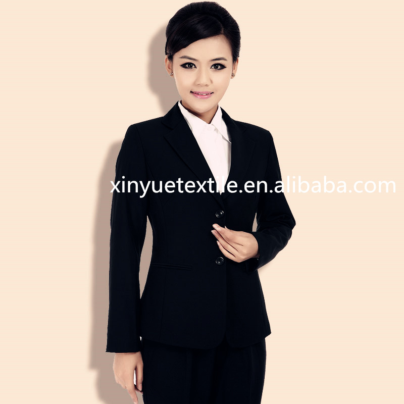 women slim suit business suit