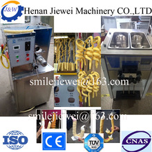 Corn crisp bulking machine ice cream puffing machine