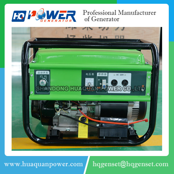 home used 8kw 10kva generator portable gasoline set