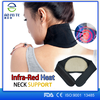 Aofeite Company Neck Pain Collar Tourmaline Magnetic Self Heating Support Therapy Belt Wrap Brace
