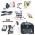 JMT Full Set RC Drone Quadrocopter 4-axis Aircraft Kit F330 MultiCopter Frame QQ Super Flight Control Flysky FS-i6 Transmitter