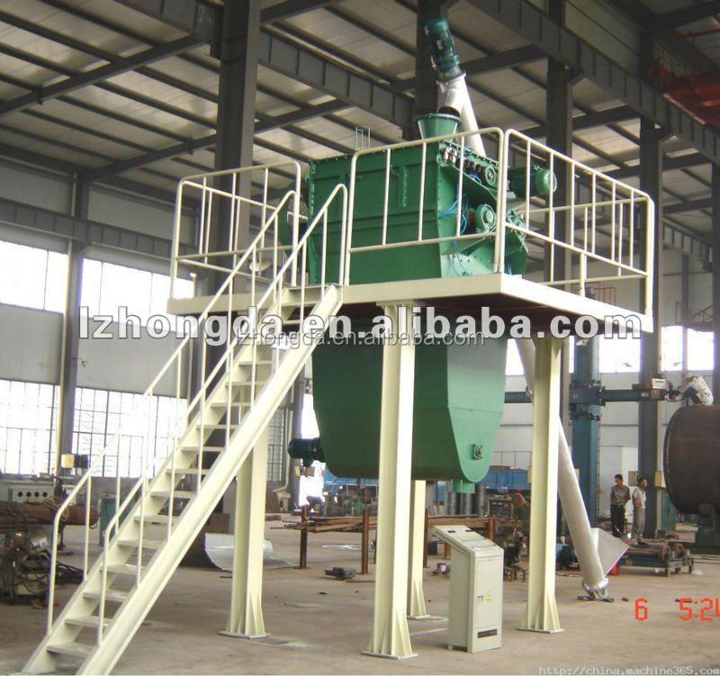 plaster of paris manufacturing making machine