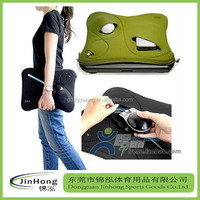 waterproof briefcase neorprene laptop bag,two zipper neoperne tablet cases,tripe pockets neoprene laptop bags