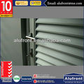 Top quality US cetificate Aluminum Louver Window